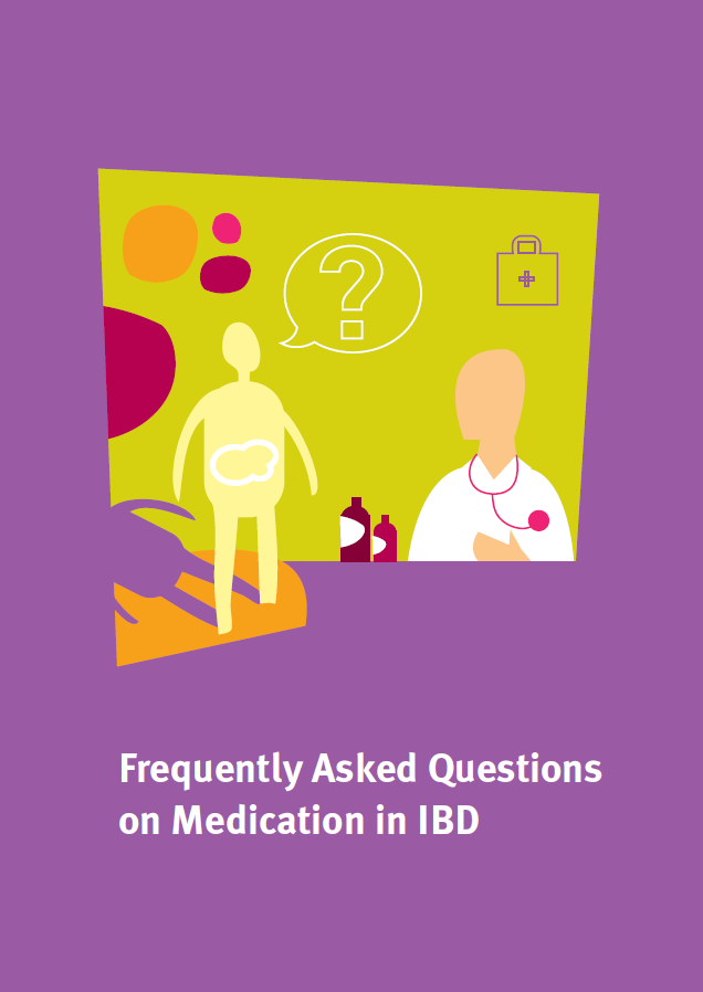 Frequently Asked Questions on Medication in IBD