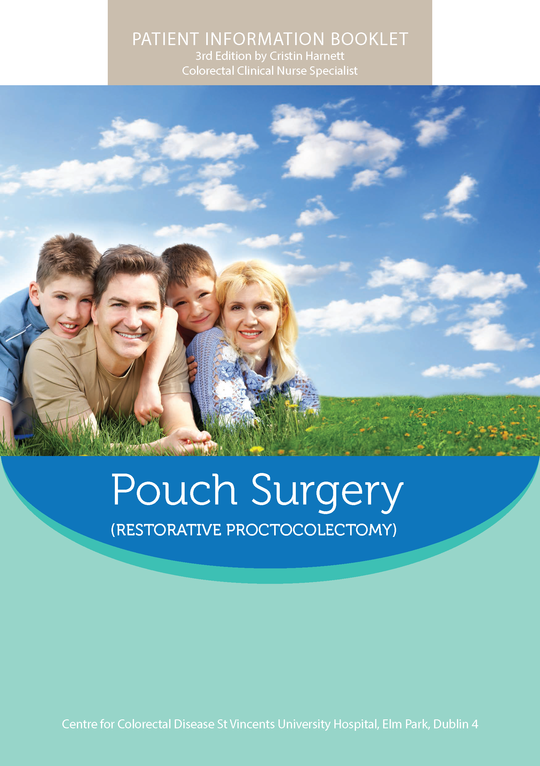 Patient Information on Pouch Surgery