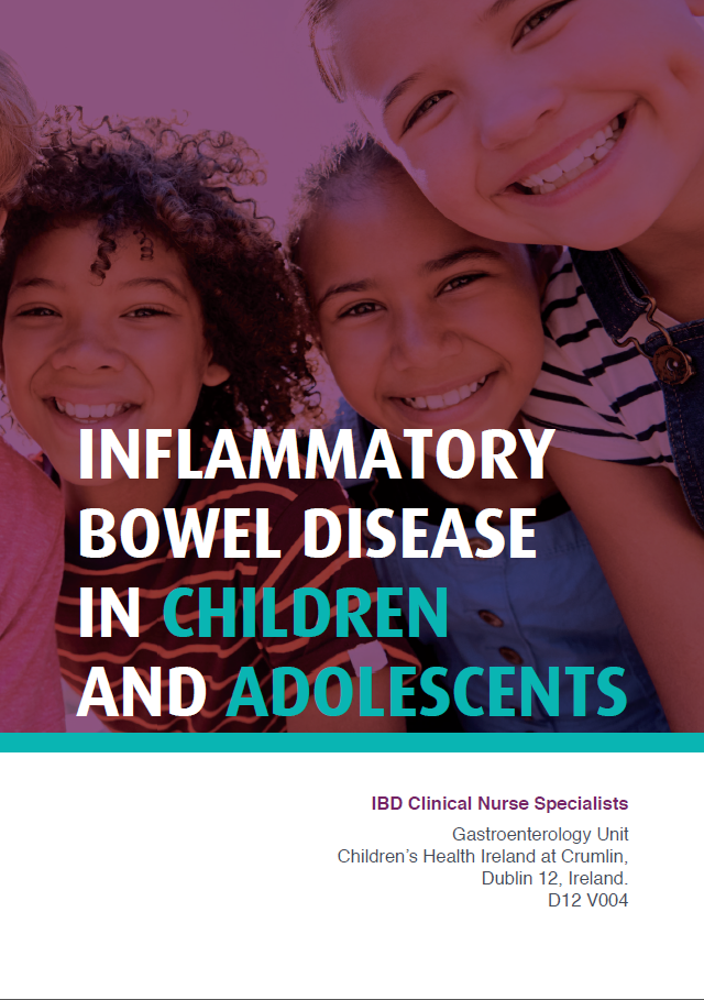 Inflammatory Bowel Disease in Children and Adolescents