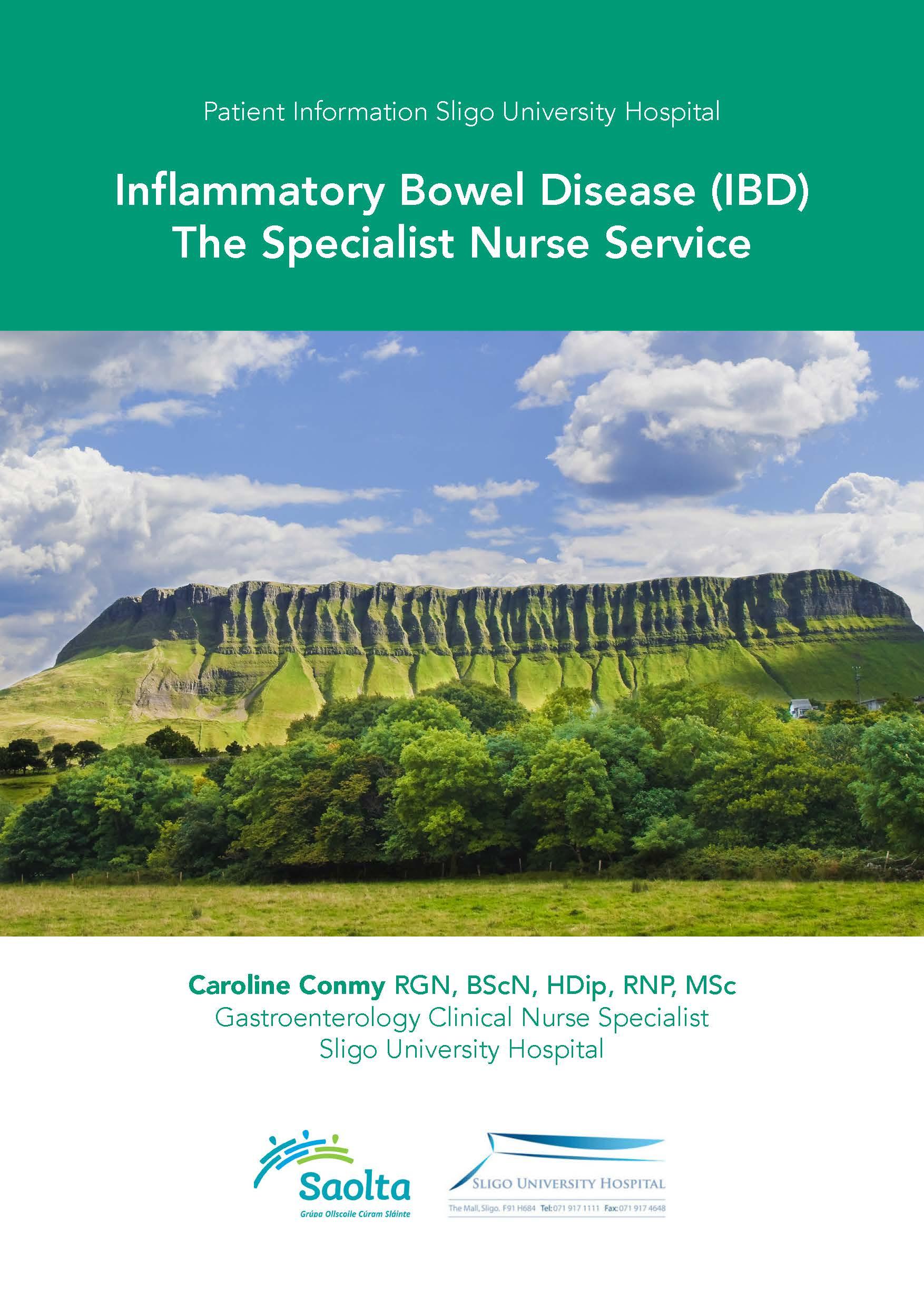 IBD - The Specialist Nurse Service