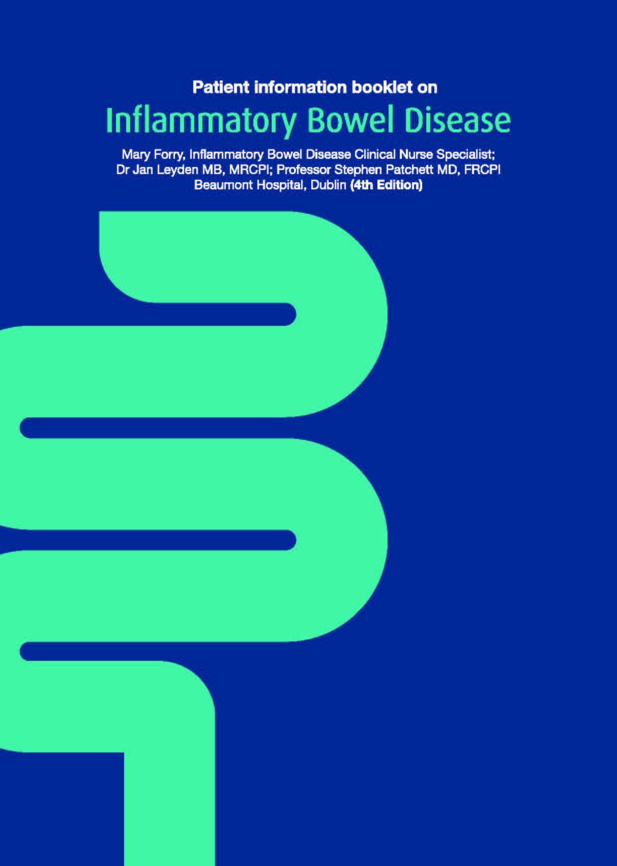 Patient Information Booklet on IBD